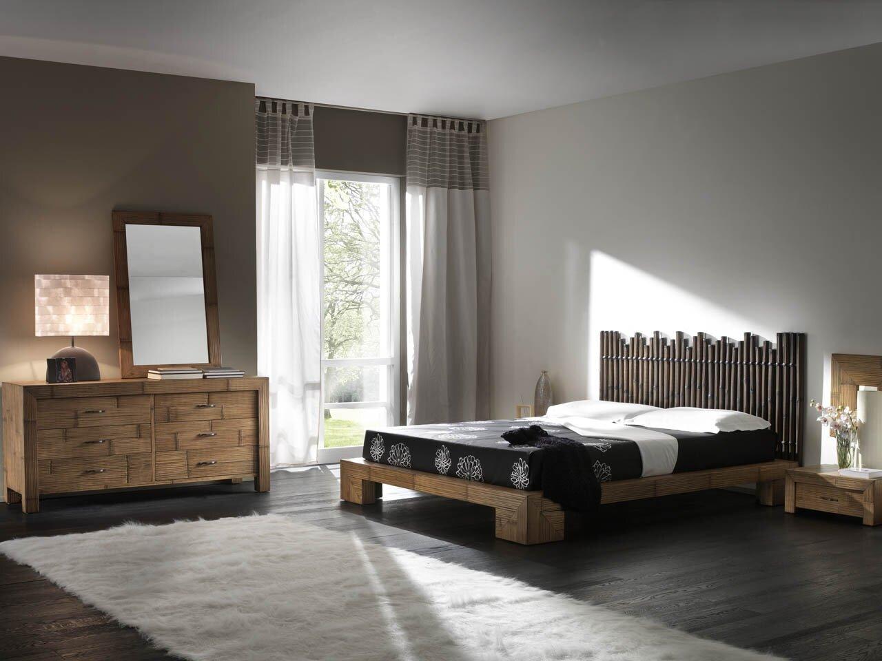 Designerskie łóżko Diamante w kolorze białym